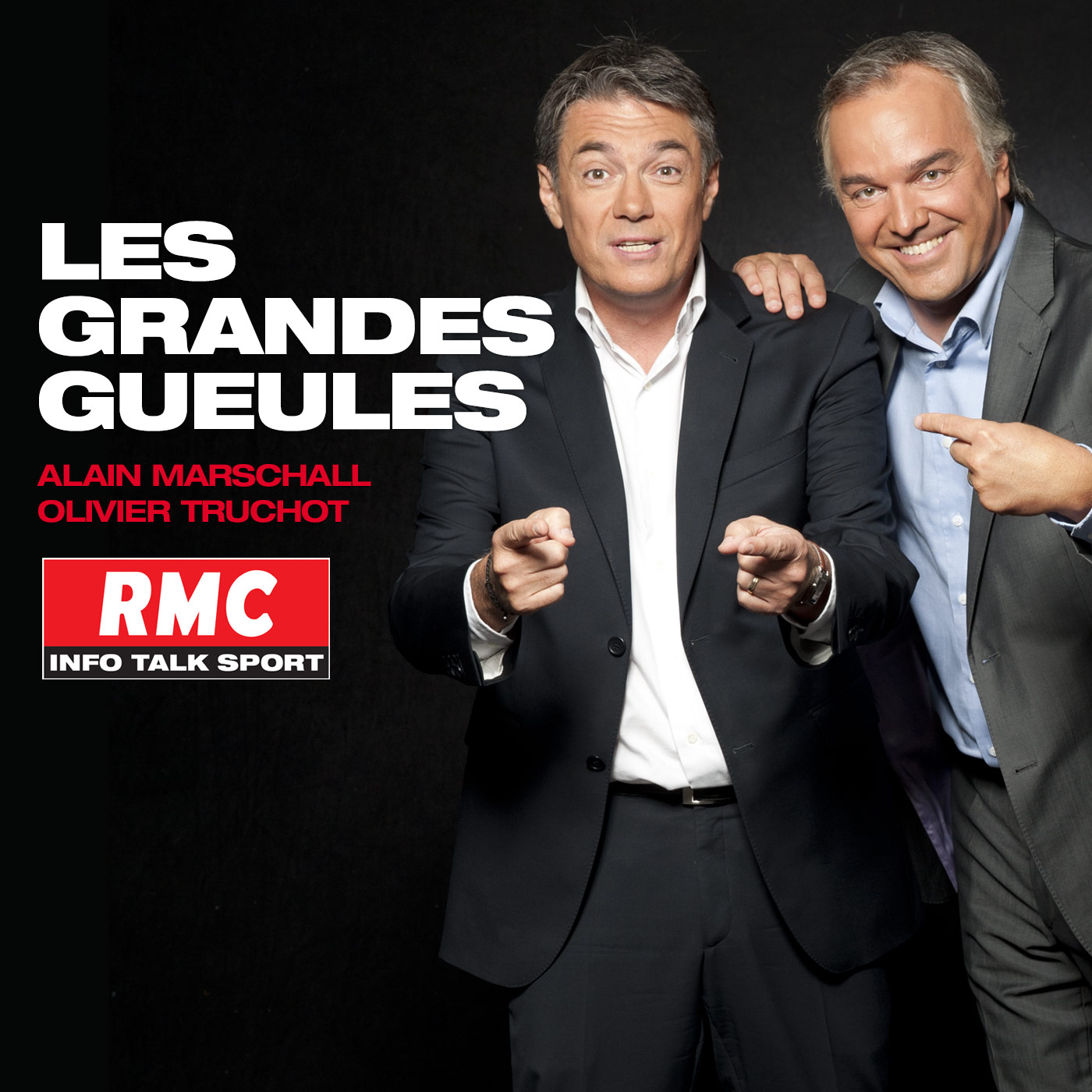 podcast les grandes gueules